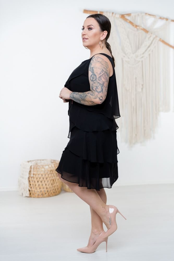 Czarna Sukienka SUZIE