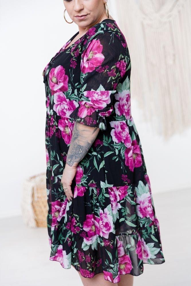 Sukienka LEZZA Plus Size