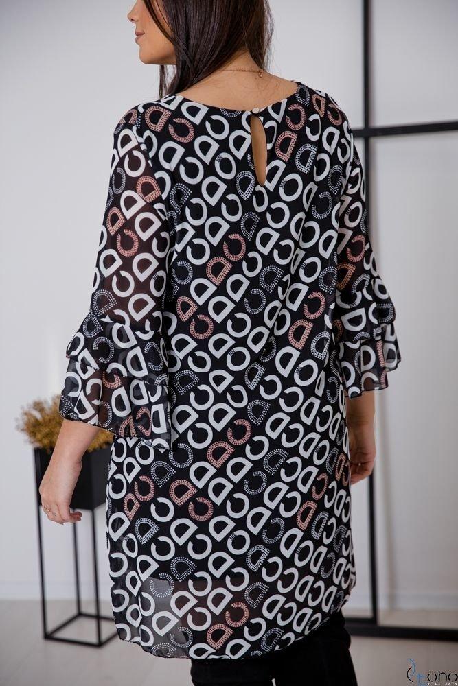 Sukienka PIRYA Plus Size Wzór 1