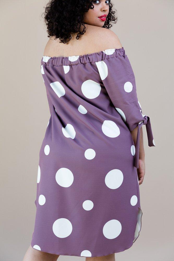 Sukienka VALENCIA Wzór 10
